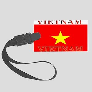 Vietnam Large Luggage Tag