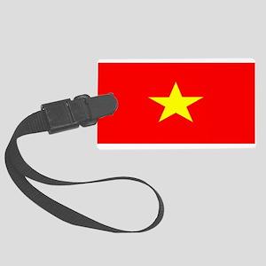 Vietnamblank Large Luggage Tag