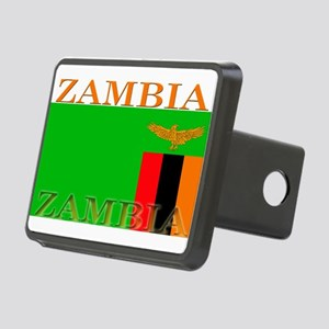 Zambia Rectangular Hitch Cover
