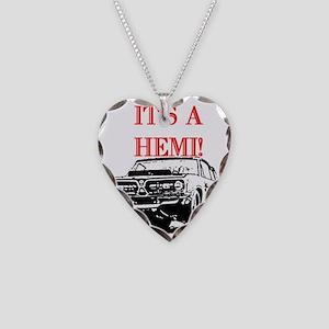 AFTMItsAHemi! Necklace Heart Charm