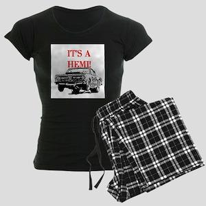AFTMItsAHemi! Women's Dark Pajamas
