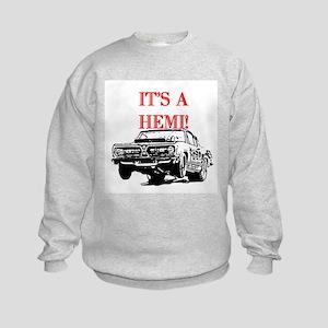 AFTMItsAHemi! Kids Sweatshirt