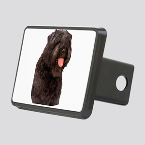 BouvierDesFlandres2 Rectangular Hitch Cover