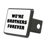 Brothersforever Rectangular Hitch Cover