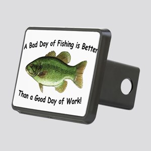 Fishingday Rectangular Hitch Cover