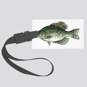 blackcrappie Large Luggage Tag