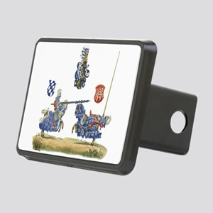 Knights1 Rectangular Hitch Cover