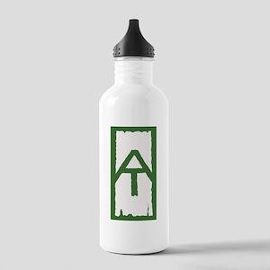 Appalachian Trail White Blaze Stainless Water Bott