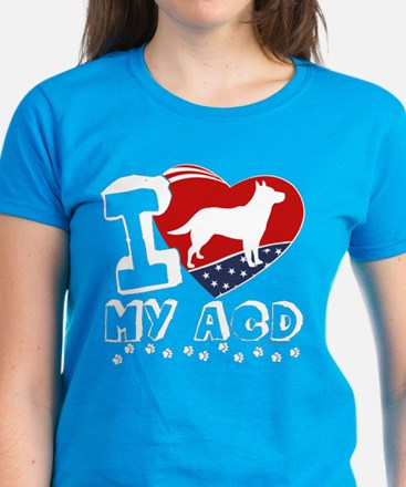 ACD Women's Dark T-Shirt