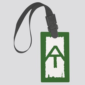 Appalachian Trail White Blaze Large Luggage Tag