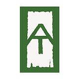 """Appalachian trail 3"""" x 5"""""""