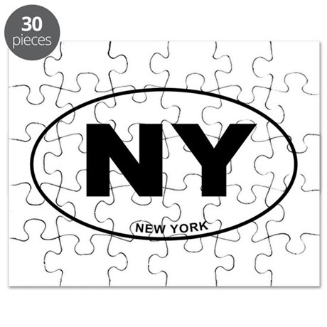 New York State Puzzle