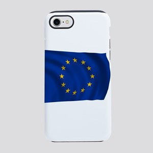 European Union Flag iPhone 7 Tough Case
