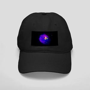 Supernova Remnant Black Cap