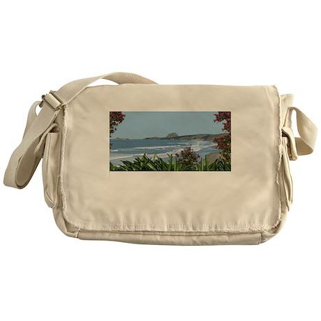 Pohutukawa Bay Messenger Bag