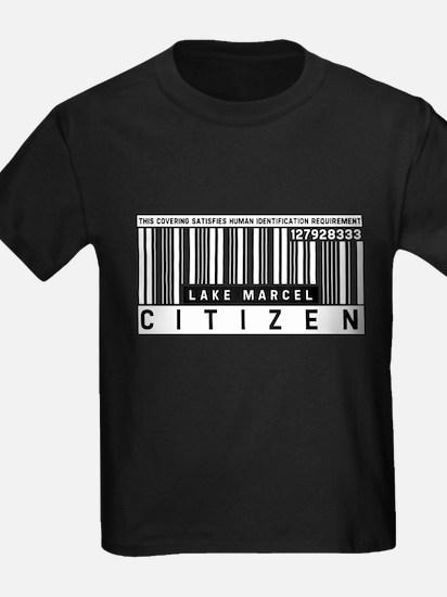 Lake Marcel Citizen Barcode, T