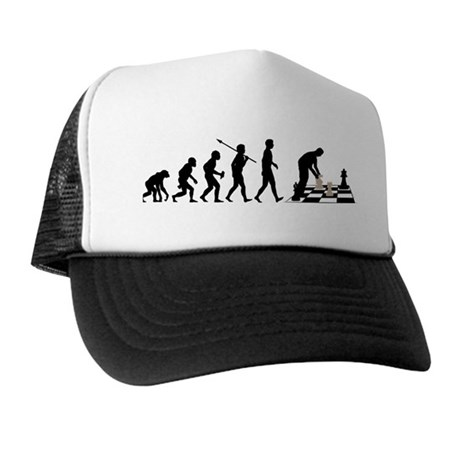 Chess Player Trucker Hat