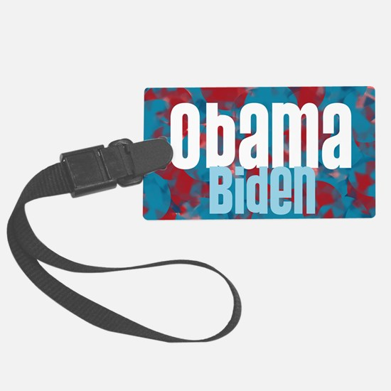For ObamaBiden Luggage Tag