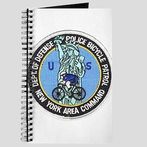 New York DOD Bike Patrol Journal