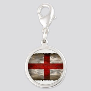 England Flag Charms