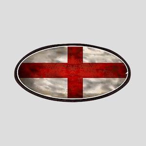 England Flag Patch