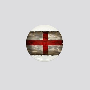 England Flag Mini Button