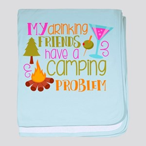 My Drinking Friends Have A Camping Problem baby bl