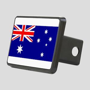Australia Rectangular Hitch Cover