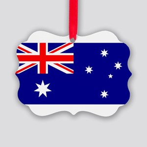 Australia Picture Ornament