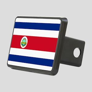 Costa Rica Rectangular Hitch Cover