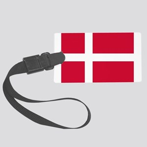 Denmark Large Luggage Tag