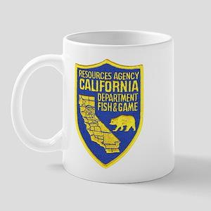 California Game Warden Mug