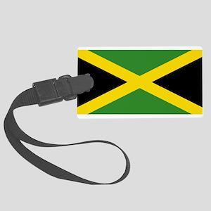 Jamaica Large Luggage Tag