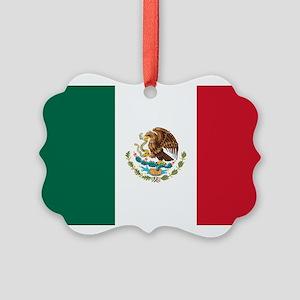 Mexico Picture Ornament