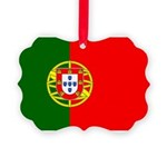 Portugal Picture Ornament