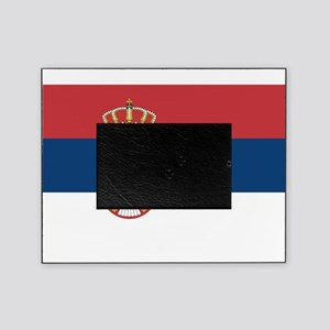 Serbia Picture Frame