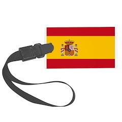 Spain.jpg Luggage Tag
