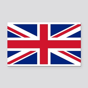 United Kingdom Rectangle Car Magnet