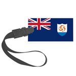 Anguilla Large Luggage Tag