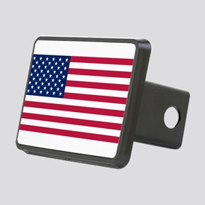 United States Rectangular Hitch Cover