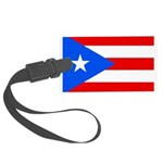 Puerto Rico Large Luggage Tag