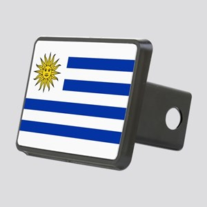 Uruguay Rectangular Hitch Cover