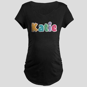 Katie Maternity Dark T-Shirt
