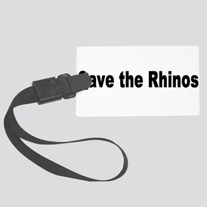rhino2 Large Luggage Tag