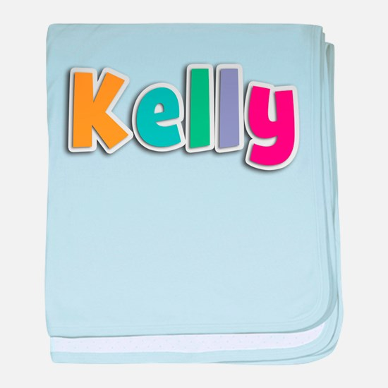 Kelly baby blanket