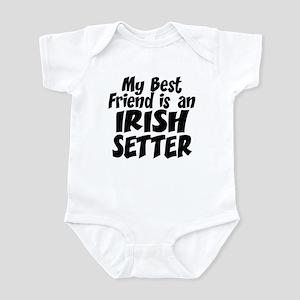 Irish Setter FRIEND Infant Bodysuit