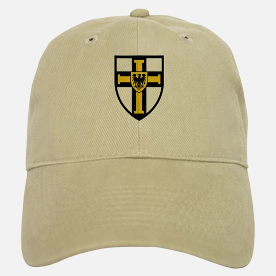 Crusaders Cross - ST-10 Baseball Baseball Cap