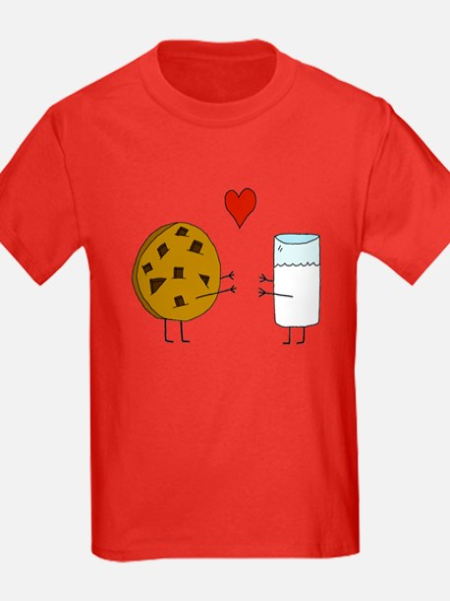Cookie Loves Milk T