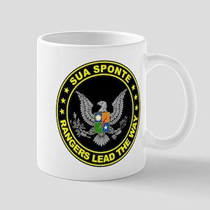 Rangers Lead The Way Mug
