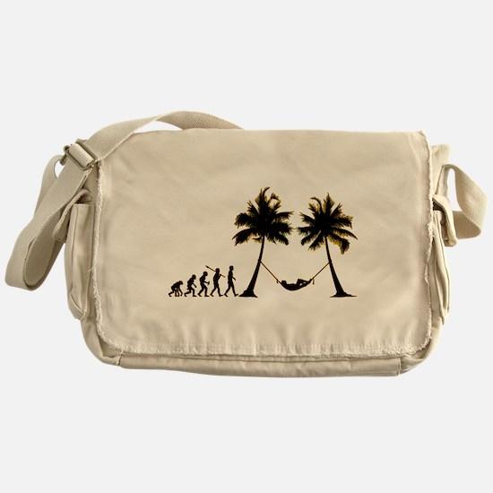 Hammock Messenger Bag